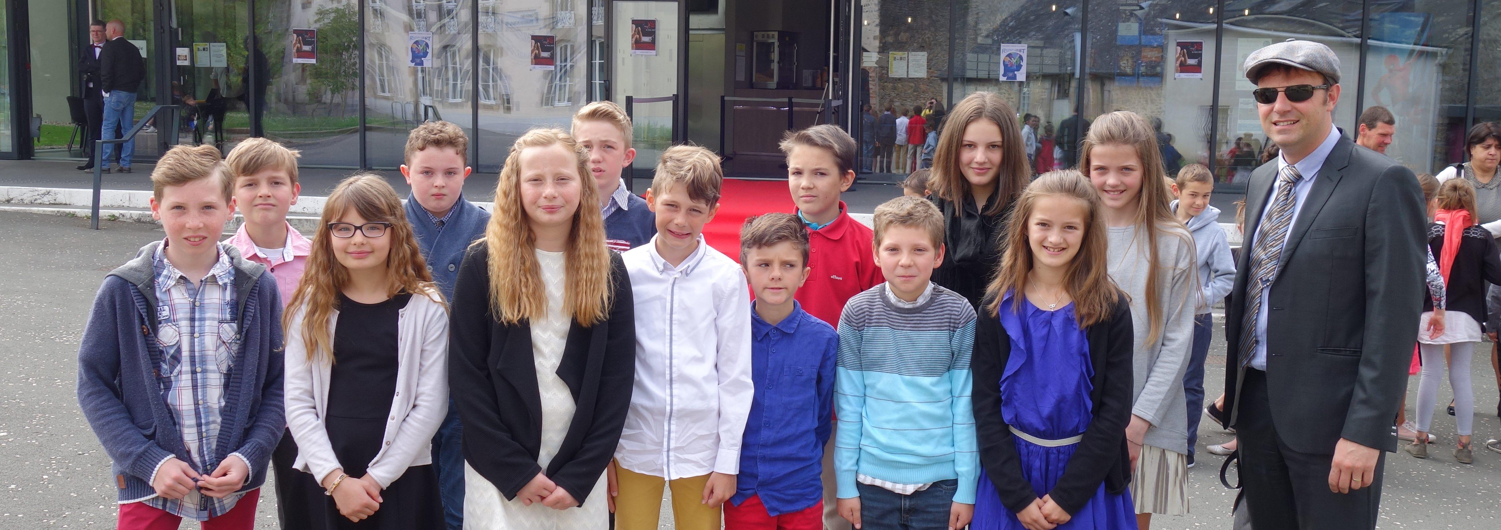 16 mai : Festival du Court à Evron pour les CM